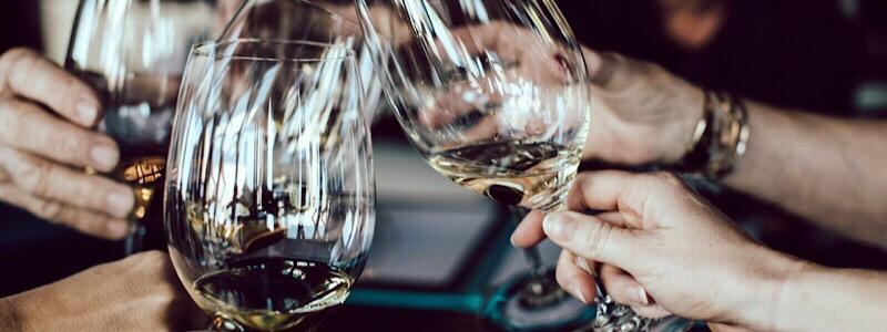 Millenials Wine Drinking
