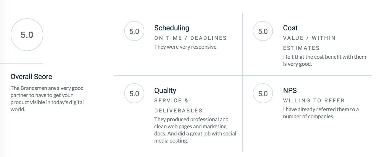Digital Marketing Clutch Review