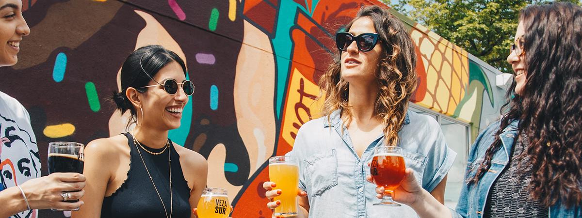 Marketing for Alcohol Brands