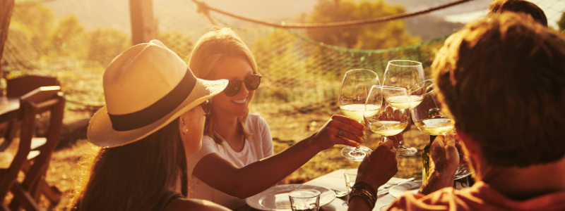 content marketing for wineries