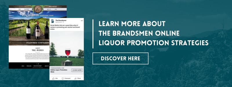 liquor promotion ideas