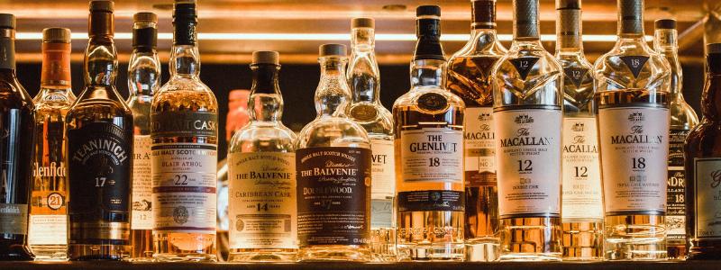 best whisky bottle design